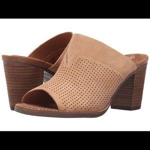 Toms Majorca Mule Sandal (Size 10)